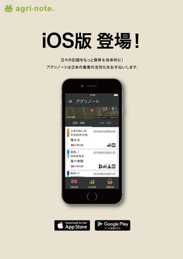 iOSできました