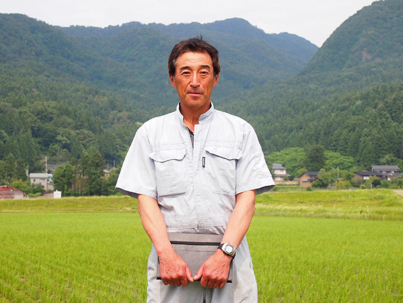 株式会社清耕園ファーム 代表取締役 横井 清一郎 様