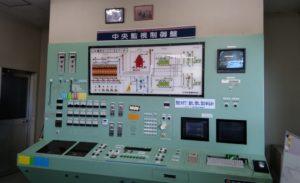 中央監視制御盤