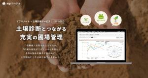 ロゴ付き_土壌診断イメージ